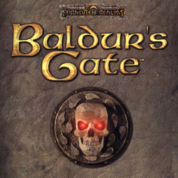 Baldur's Gate from Bioware circa 1998