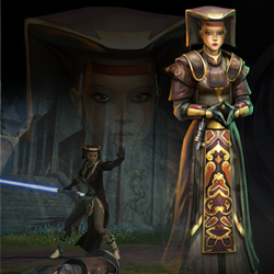 Jedi Consular class in Star Wars The Old Republic