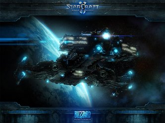 Starcraft II Wallpaper