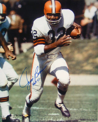 Jim Brown: Greatness Personified